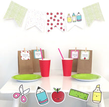 Bright Printable Party Decorations Download Set up