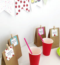 Bright Fun Party Decorations Printable Bundle