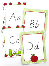Bright Fun Classroom Decor Printable Alphabet Cards