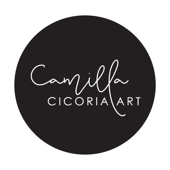 Emma Smith Event Stationery Logo Design | Camilla Cicroria Art