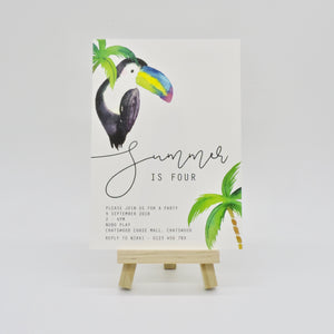 Emma Smith Event Stationery Summer Invitation 2