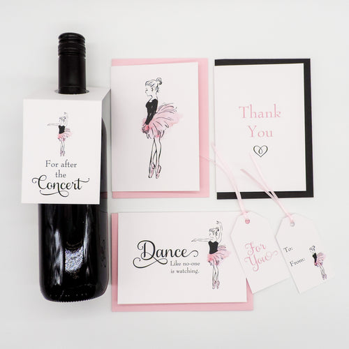 Tiny Dancer Greeting Card Bundle