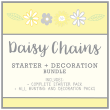 Yellow Daisy Classroom Decor Pack Printable Download
