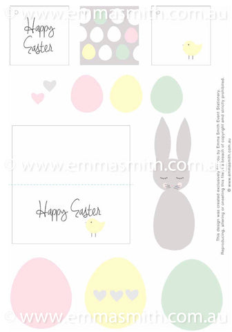 Easter Digital File 2