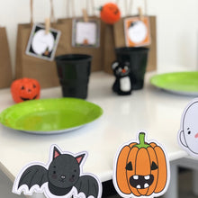 Cute Halloween Printable Download Decoration Bundle | Emma Smith