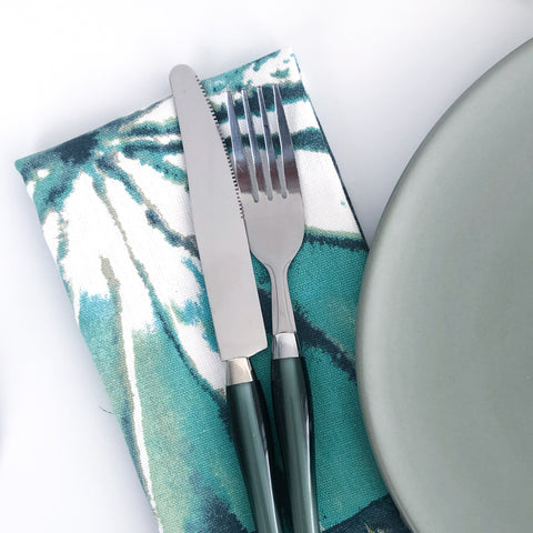 Coastal Luxe Dinner Napkins