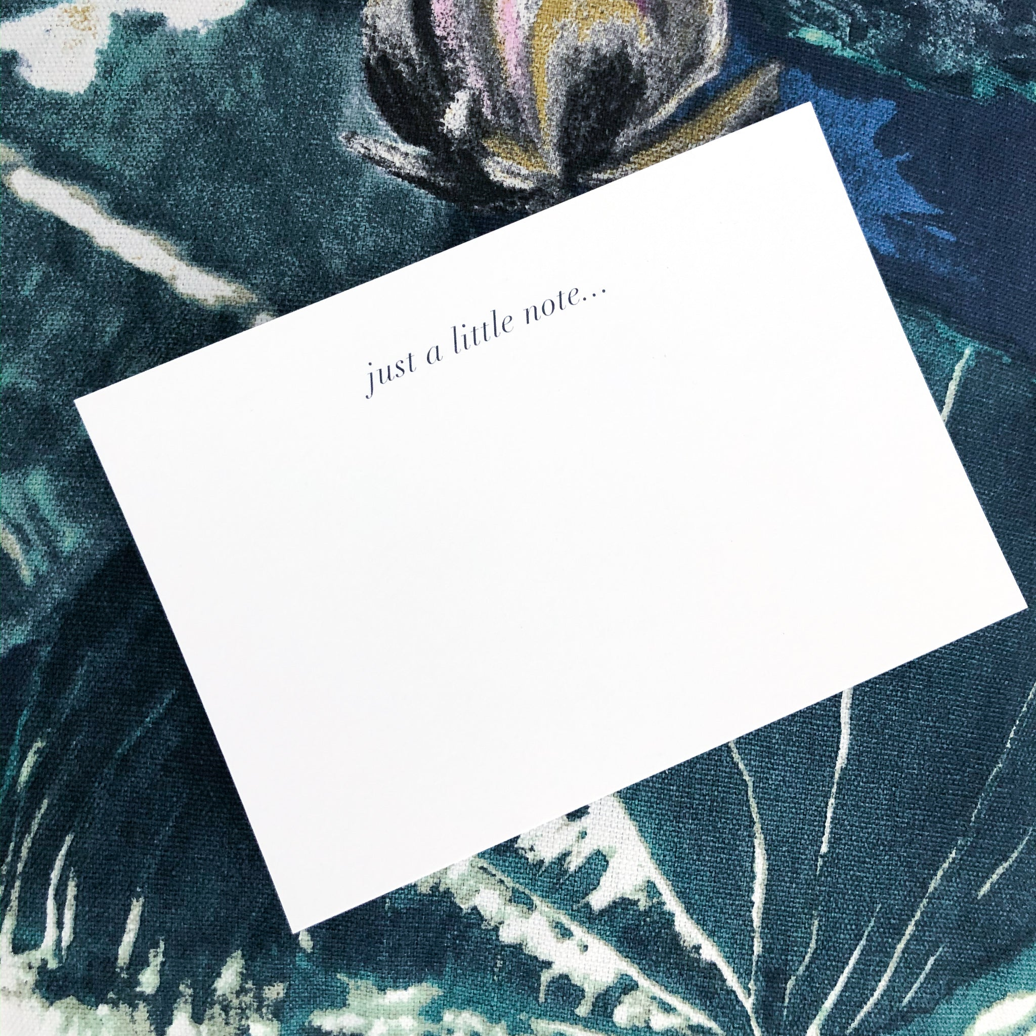 Just A Little Note - Notecard Set