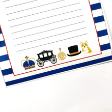 Royal London Note Paper Free Printable Download