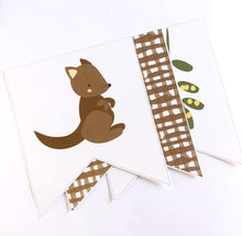 Australian Themed Party Download Printable Bunting
