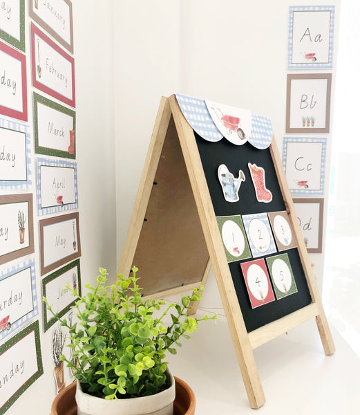 Gardening Classroom Decor Theme Download Printable In Classroom
