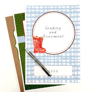 Gardening Teacher Stationery Theme Download Printable Book Covers
