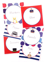 A Royal Adventure - Flag Bunting Pack