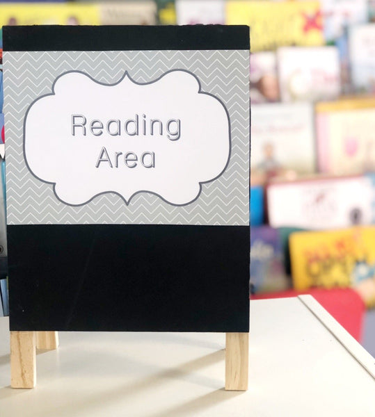 Walker Learning Investigation Areas Printable Download Reading | Emma Smith