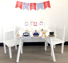 A Royal Adventure - Party Decor Pack