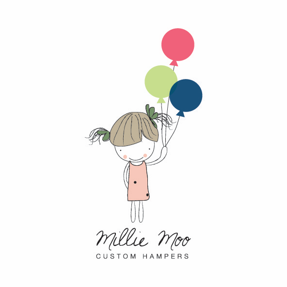 Emma Smith Event Stationery Logo Design | Millie Moo Hampers