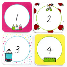 Bright Fun Classroom Decor Printable Numbers Download