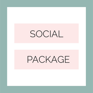Social Media Branding Package | Emma Smith Event Stationery Graphic Design