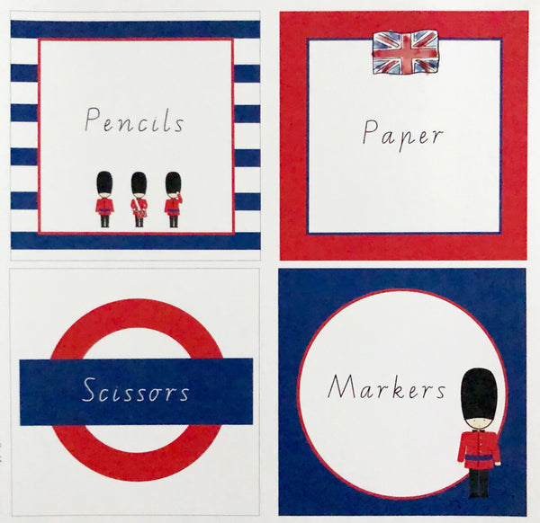 London's Calling - Party Decor Pack
