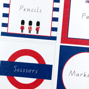 London's Calling - Classroom and Decoration Bundle