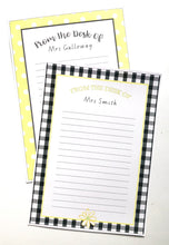 Note Paper Download Daisy theme