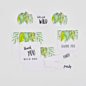 Emma Smith Event Stationery Wild One Digital File3