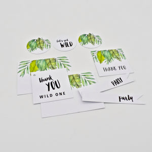 Emma Smith Event Stationery Wild One Digital File4