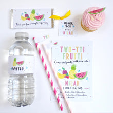 Emma Smith Event Stationery Tutti Fruitti Invitation Suite