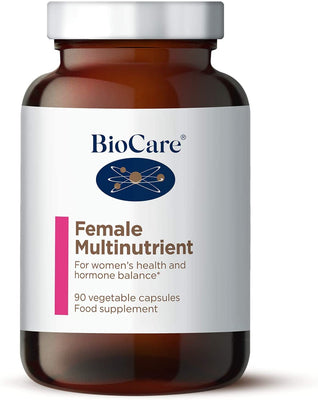 Biocare Female Multinutrient 90Veg Capsules
