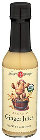 The Ginger Party Organic Ginger Juice 147ml