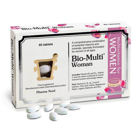 Pharma Nord Bio-Multi Woman 60 Tablets