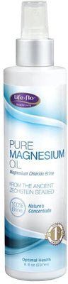 Life Flo Pure Magnesium Oil 237ml