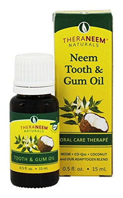 Theraneem Neem Tooth & Gum Oil Fragrance Free 14ml