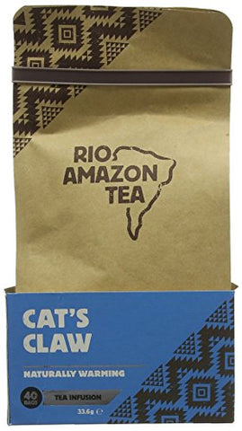 Rio Amazon Cats Claw Tea 40 Teabags