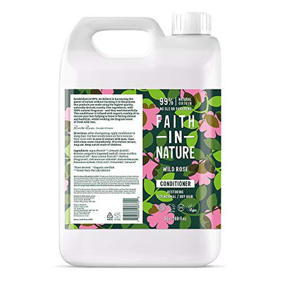 Faith In Nature Conditioner Wild Rose 5ltr