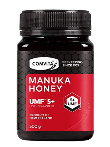 Comvita Active 5+  MGO 83 plus Manuka Honey 500g