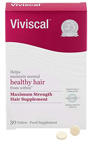 Viviscal Maximum Strength Hair Supplement 30tabs