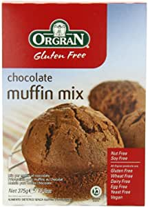 Orgran - Gluten Free Chocolate Muffin Mix 375g