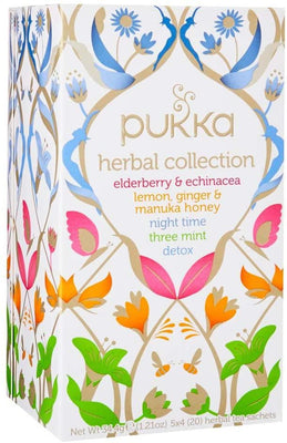 Pukka Herbal Collection Tea - 20 Bags
