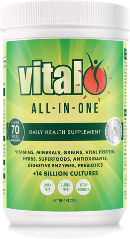 Vital Greens Powder 300g