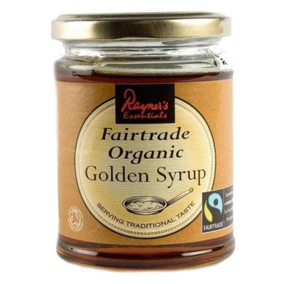 Rayners Golden Syrup - Organic & Fairtrade 340g