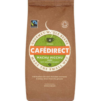 Cafe Direct Machu Picchu Gourmet Beans 227g