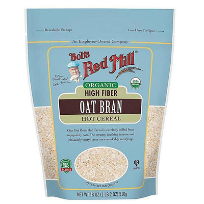 Bob's Red Mill Oat Bran 510g