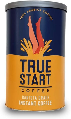 Truestart Barista Grade Instant Coffee 100g (Pack of 10)