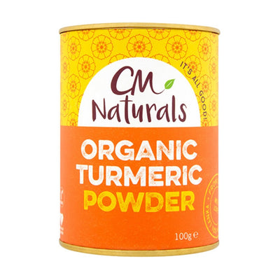 Coconut Merchant Organic Turmeric Powder 250g (Pack of 6)