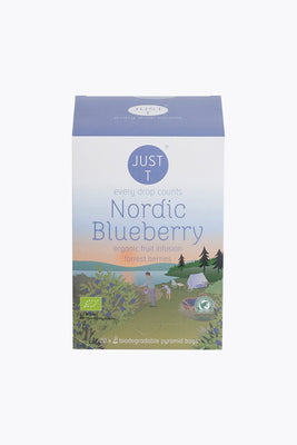 Just T Nordic Blueberry Organic 20bags