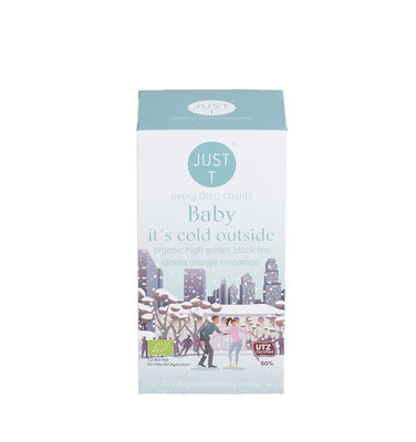 Just T Baby's It Cold Outside Organic 20bags