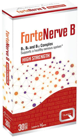 Quest ForteNerve B 30 Tablets