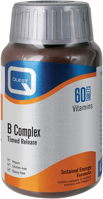 Quest Vitamin C 1000mg Timed Release 60 Tablets