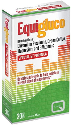 Quest Equigluco 30 Tablets