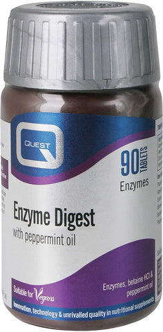 Quest Enzyme Digest 90 Tablets